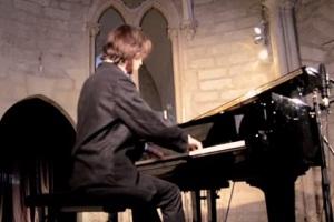 Concert de Bastien Crocq – Lunel 2015